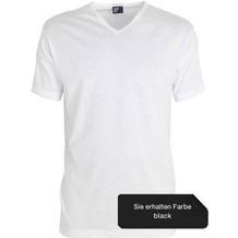 Alan Red Vermont Medium Fit, Thin V-Neck (V-Ausschnitt) black L