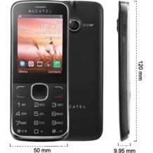Alcatel onetouch 10.16D, black