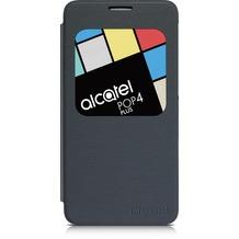 Alcatel onetouch Flipcover für POP 4 PLUS - schwarz