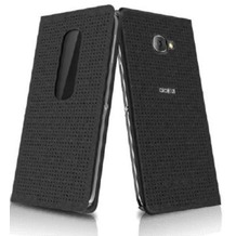 Alcatel onetouch Flipcover für IDOL 4s - leather black