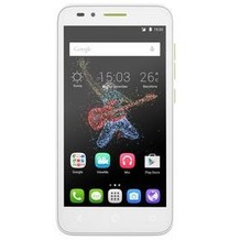 Alcatel onetouch GO Play 7048X, white/lime green