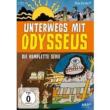 ALIVE AG Unterwegs mit Odysseus-Die k, DVD