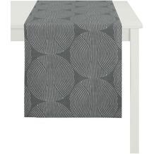 APELT Circle Loft Style schwarz 48 cm x 140 cm