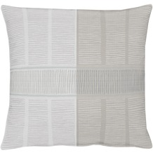 APELT Cordo Loft Style Kissenhülle braun 49 cm x 49 cm