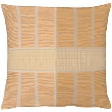 APELT Cordo Loft Style Kissenhülle orange 49 cm x 49 cm