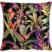 APELT Exotic Floral Living Kissenhülle bunt 46 cm x 46 cm