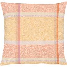 APELT Kissenhülle Spring Time, orange 40 cm x 40 cm