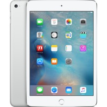 Apple iPad mini 4 Wi-Fi Cellular, 128 GB, silber