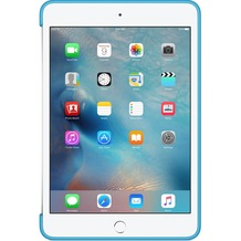 Apple iPad mini 4 Silikon Case, blau