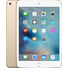 Apple iPad mini 4 Wi-Fi Cellular, 16 GB, gold