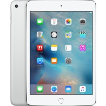 Apple iPad mini 4 WiFi + LTE, 32 GB, silber (Apple Sim)