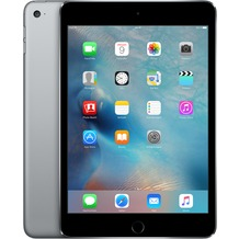 Apple iPad mini 4 WiFi + LTE, 32 GB, spacegrau (Apple Sim)