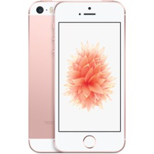 Apple iPhone SE, 16GB, roségold