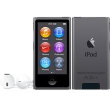 Apple iPod nano 8G - 16 GB - spacegrau
