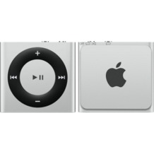 Apple iPod shuffle 6G - 2 GB - silber