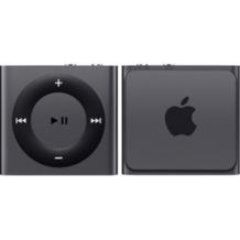 Apple iPod shuffle 6G - 2 GB - spacegrau