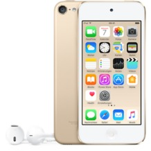 Apple iPod touch 6G - 16 GB - gold
