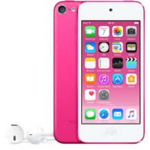 Apple iPod touch 6G - 16 GB - Pink
