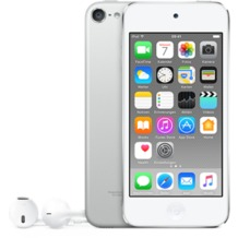 Apple iPod touch 6G - 64 GB - silber