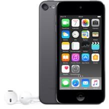 Apple iPod touch 6G - 64 GB - spacegrau