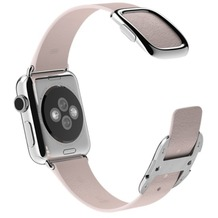 Apple Watch 38 mm modernes Armband large, soft pink