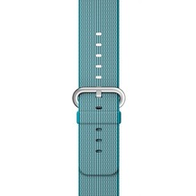 Apple Watch 38 mm Nylonarmband, azurblau