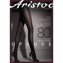 Aristoc Opaque 80D Microfibre Tights DeepPurple - ML