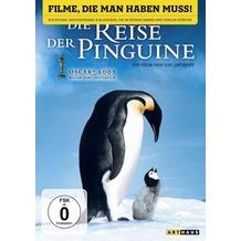 ARTHAUS Die Reise der Pinguine, DVD