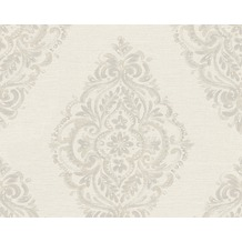 AS Création barocke Mustertapete Around the world Tapete beige grau 10,05 m x 0,53 m