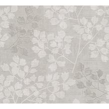 AS Création florale Mustertapete Memory 3 Vliestapete beige grau 10,05 m x 0,53 m