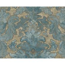 Tapeten farbe lacke aus der serie bohemian burlesque - Tapete taubenblau ...
