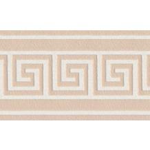 AS Création selbstklebende Bordüre Only Borders 9 beige 5,00 m x 0,04 m