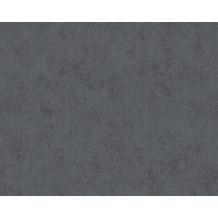 AS Création Unitapete Memory 3 Vliestapete grau metallic 10,05 m x 0,53 m