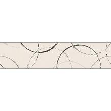 "AS Création Swing Line Bordüre ""Light Circles"" 5 m x 0,13 m"