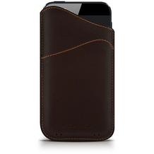 Aston Martin Slim ID für iPhone 5/5S/SE, Braun