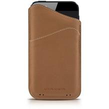 Aston Martin Slim ID für iPhone 5/5S/SE, Camel