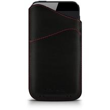 Aston Martin Slim ID für iPhone 5/5S/SE, Schwarz
