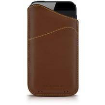 Aston Martin Slim ID für iPhone 5/5S/SE, Tan