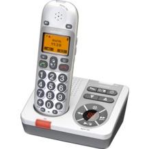 Audioline amplicomms BIGTEL 280 - silber