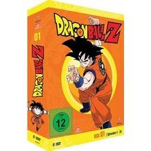 AV Visionen Dragonball Z (Box 01) DVD