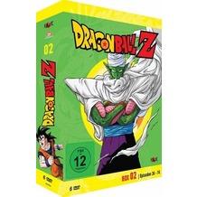 AV Visionen Dragonball Z Box 2 (Episoden 36-74) (Box 02) DVD
