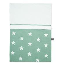 Baby's Only Bettbezug 100x135 cm Stern Mint / Weiß