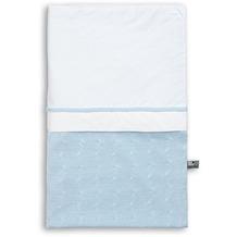 Baby's Only Bettbezug 100x135 cm Zopf Uni Baby Blau