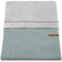 Baby's Only Bettbezug klein 80x80 cm Klassisch Stonegreen