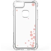Ballistic Jewel Essence Case - Apple iPhone 7 / 6s / 6 - Bubbles - Rosegold TPU Case