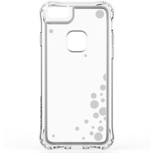 Ballistic Jewel Essence Case - Apple iPhone 7 / 6s / 6 - Bubbles - Silver TPU Case