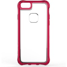 Ballistic Jewel Essence Case - Apple iPhone 7 / 6s / 6 - Burgundy - Clear TPU Case