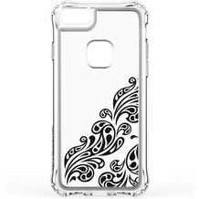 Ballistic Jewel Essence Case - Apple iPhone 7 / 6s / 6 - Whispers - Black TPU Case