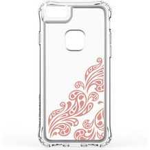 Ballistic Jewel Essence Case - Apple iPhone 7 / 6s / 6 - Whispers - Rosegold TPU Case