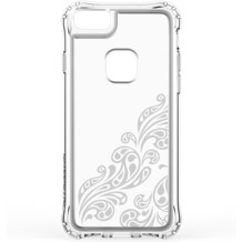Ballistic Jewel Essence Case - Apple iPhone 7 / 6s / 6 - Whispers - Silver TPU Case